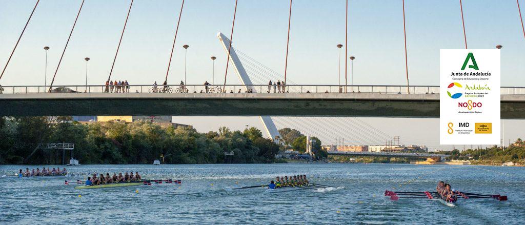 4th SEVILLA International Rowing Masters Regatta